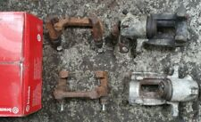 AUDI TT MK1 256MM REAR BRAKE CARRIERS + BREMBO DISCS + CALIPER GOLF MK4 UPGRADE