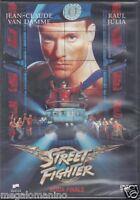 Dvd **STREET FIGHTER ♦ SFIDA FINALE** con Jean Claude Van Damme nuovo 1995