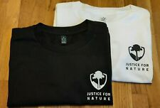 Justice For Nature - T-shirt - Unisex Jersey - Organic Earth Positive