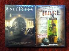 The Collector + The Rage : Two New Dvd Horror Movie