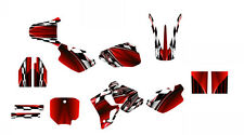 1996 1997 1998 1999 2000 2001 2002 CR 80 graphics CR80 deco kit NO2500 Red