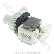 DP03 HANNING DRAIN PUMP 100w MOTOR 240v 30mm INLET x 24mm OUTLET FOR COMBI OVEN
