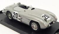 Brumm 1/43 Scale Model Car R188 - Mercedes 300SLR LM 1952 #20 L.Fich