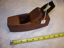 "Plane, Vintage Stanley Coffin Plane, Blade is 1-15/16"" Wide,  Pat. 4/19/1892"