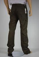 Pantalon Diesel PHIXIE 55DSL homme décontracté  100/% Coton noir