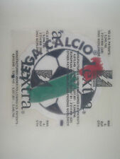 PATCH SERIA A TIM 03-04 LEXTRA ORIGINAL MATCH WORN SENSCILIA SPORTING ID