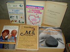 DONNA - Libri di interesse femminile, ottime condizioni, a 10 € cadauno.
