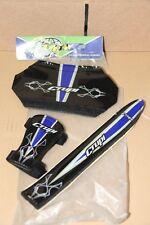 NEUF : Pour Velo BMX -> Ensemble protection Cadre BMX , marque CRUPI / Bleu