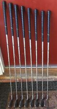 Tour Action Perimeter Balanced Irons Iron Set 3-PW Men's RH Golf Clubs Stiff Shf