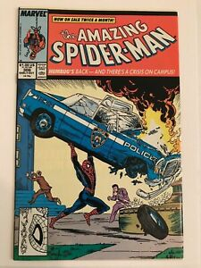 AMAZING SPIDER-MAN 306 NM- OW/WHITE PAGES TODD MCFARLANE ART