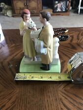 "Euc ""The First Prom"" Norman Rockwell Figurine The American Family 1979"