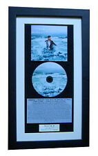 TOM CHAPLIN+KEANE Wave CLASSIC CD Album GALLERY QUALITY FRAMED+FAST GLOBAL SHIP