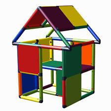 move and stic Kinderspielhaus MONA Spielhaus Spielzelt Garten Kinder Haus
