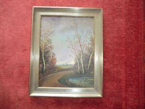 Bild Gemälde Haltern am See Hullern von MB