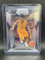 2019-20 Panini Prizm Draft Picks Rookie RC Murray State Grizzlies JA MORANT