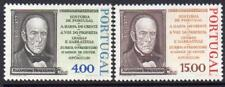 PORTUGAL MNH 1977 SG1669-70 100th Anniversary of the Death of Alexander Herculan