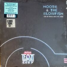 """HOOTIE & THE BLOWFISH LIVE AT NICK'S FAT CITY - 2 LP SET """" NEW, SEALED """" RSD"""