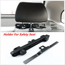 ISOFIX Latch Connector Guide Bracket Holder For Car Baby Child Safety Seat Belts