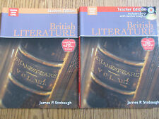Stobaugh British Literature set (student/teacher)