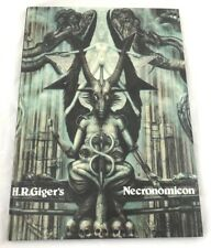 H R Giger's Necronomicon - Edition C - Hardcover 2004 - Signed (printed) -
