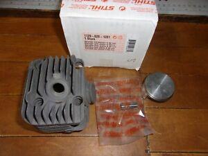 Stihl OEM 020T Mahle Piston & Cylinder 40mm  020T 1129-020-1201 #GM-6V3