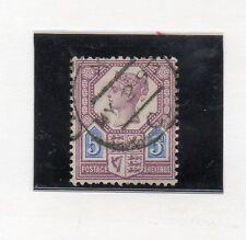 Gran Bretaña Monarquias  valor del año 1887-900 (AL-638)