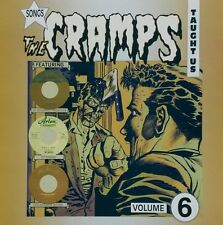 V.A. - SONGS THE CRAMPS TAUGHT US Volume 6 LP