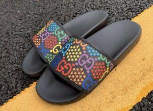 Gucci Psychedelic Slipper Sandal Slides