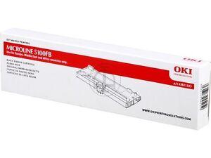 OKI ORIGINALFARBBAND 43821103 OKI ML-5100FB RIBBON  BLK 2Mio signs black nylon