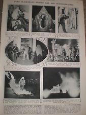 Photo article France Paris air raid rehearsal 1936 ref AZ