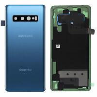 Tapa trasera Original Samsung Samsung Galaxy S10 Plus - Azul