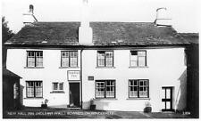 New Hall Inn Pub Hole in the Wall Bowness on Windemere  unused RP old pc Sanders