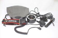 Lot of Camera Accessories KENKO C-AF1 TELEPLUS MC7 & Canon DC COUPLER DR-400