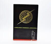 * SIGNED * LIMITED ED. 1ST EDITION HARDBACK BOOK STORMBREAKER ANTHONY HOROWITZ