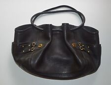 Cole Haan Village F05 Brown Leather Shoulder Bag