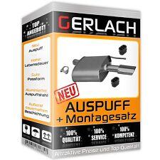 Auspuff Opel Insignia A 2.0 CDTI SPORT Endschalldämpfer *2360