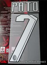 AC Mailand Pato 7 2007/08 Football Shirt name/number Set Kit Home