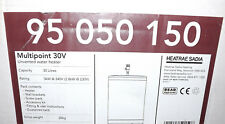 HEATRAE SADIA 30V MULTIPOINT VERTICAL WATER HEATER 95050150 FREE DELIVERY