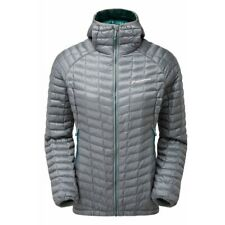 Montane Womens Phoenix Lite Jacket-Stratus Grey-UK14/Us L/Eur 40