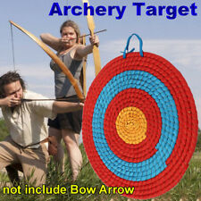 Sport Single Layer Straw Bow Arrow Accessories Shooting Archery Target v