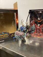 DC Unlimited World Of Warcraft Action Figure Moonkin: Wildmoon Premium Series 4