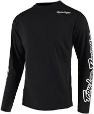 Troy Lee Designs Black 2019 Sprint Long Sleeved MTB Jersey