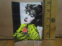 #14 Vtg 1930's Original Color Hollywood Actress Photo Anne Shirley Green Gables