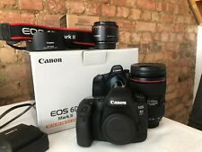 Canon EOS 6D Mark II 26.2MP DSLR - With Canon EF 24-105 F/4L IS II USM Lens Kit