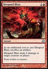 *MRM* ENG 4x Salve d'éclats d'obus ( Shrapnel Blast ) MTG MM1