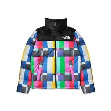 "The North Face Nuptse Jacket x Extra Butter ""Technical Difficulties"" Size 2XL"