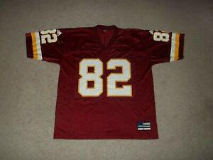 Vintage Rare adidas Michael Westbrook Washington Redskins Adult Medium Jersey