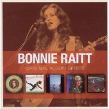 BONNIE RAITT - ORIGINAL ALBUM SERIES 5 CD POP NEW