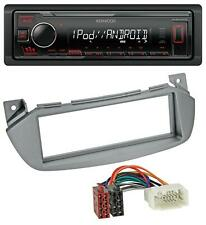 Kenwood MP3 AUX USB 1DIN Autoradio für Nissan Pixo UA0 09-13 Suzuki Alto GF 09-1