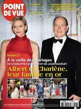 Point de Vue ALBERT & CHARLENE DE MONACO_MARIAGE DUSHAN YOUGOSLAVIE Mai 2019©TBC
